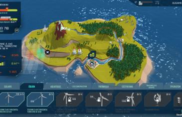 Les îles du futur