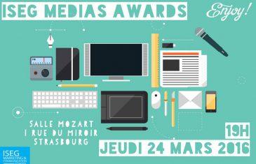 ISEG Médias Awards