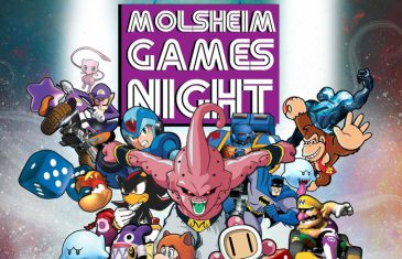 Molsheim Games Night