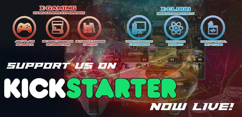 Xeno Gaming lance sa campagne Kickstarter !