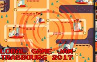 Global Game Jam Strasbourg 2017 – Waves Of Freedom