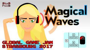 "Interview – Global Game Jam Strasbourg 2017 : Équipe ""BUGS"""
