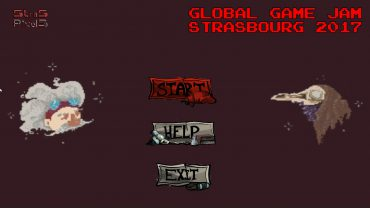 "Interview – Global Game Jam Strasbourg 2017 : Équipe ""Blast"""