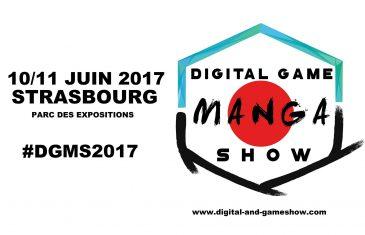 Digital Game'Manga Show 2017