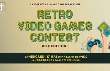 Retro video games contest #1