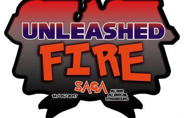 Unleashed : Fire's Burning Battlefield