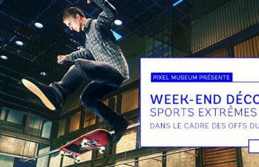 Week-end découverte #3 : Sports extrêmes / NL Contest 2017