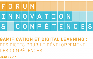 Forum 2017 Innovation & Compétences