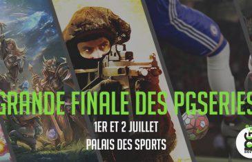 Grande Finale des Power Gaming Series