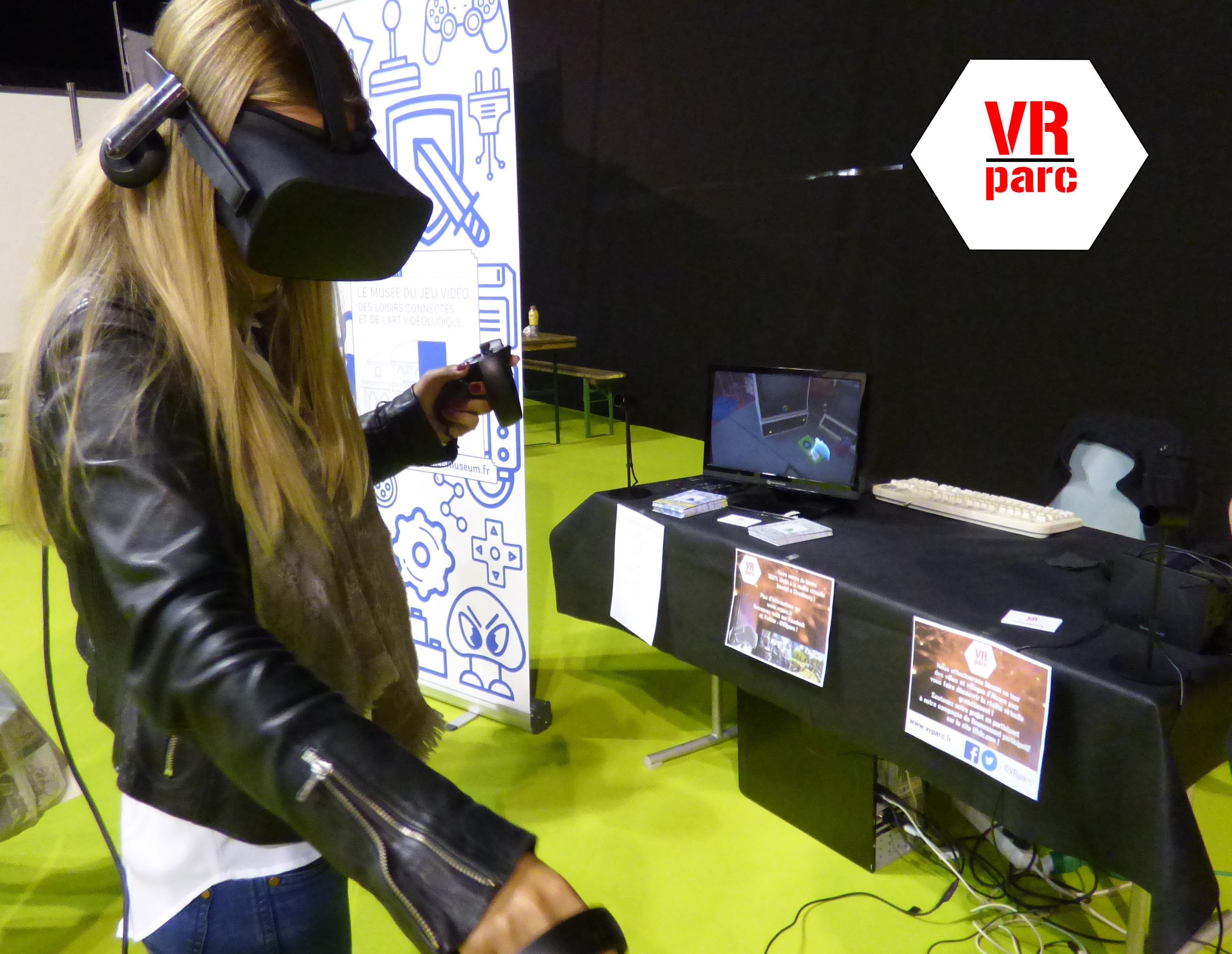 VRparc : Le projet de centre de loisirs entièrement dédié à la réalité virtuelle lance son crowdfunding pour son Tour d'Alsace !