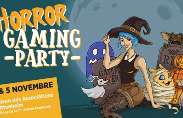 Horror Gaming Party