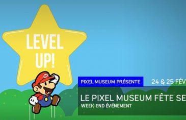 Le Pixel Museum fête ses 1 an !