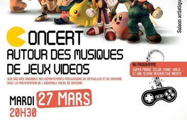 Concert / Autour des musiques de jeux vidéo