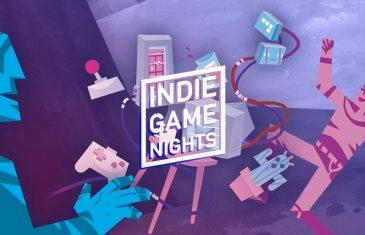 Indie Game Nights #1