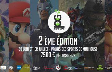 Mulhouse Power Gaming Series