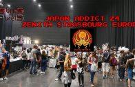 Japan Addict Z4 section jeux vidéo (Zénith De Strasbourg Europe)