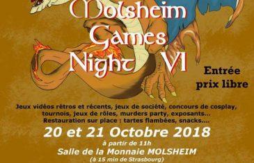 Molsheim Games Night 6