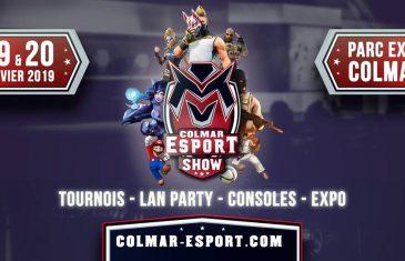 Colmar Esport Show