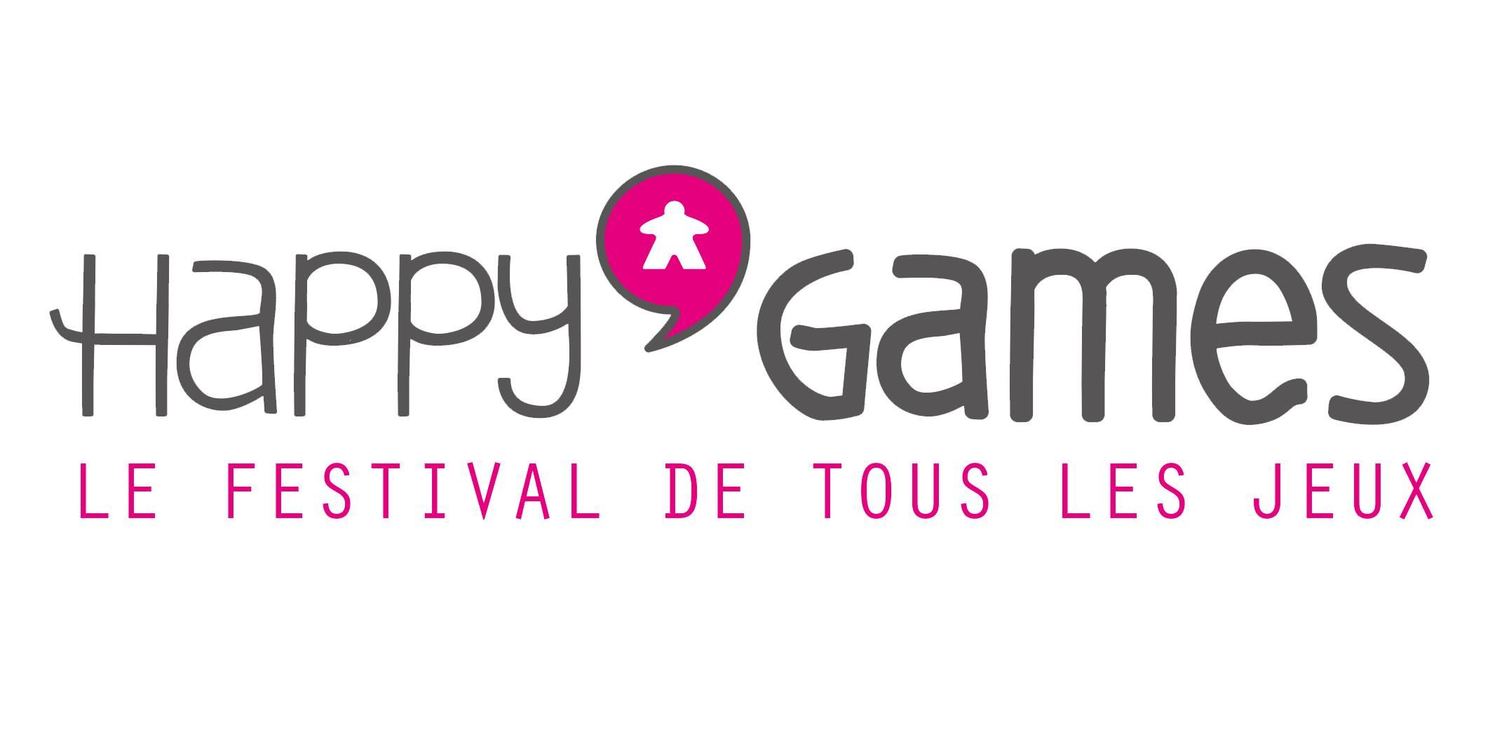 [ÉVÉNEMENT] Happy'Games 6ème édition