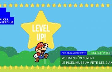 Le Pixel Museum fête ses 2 ans !