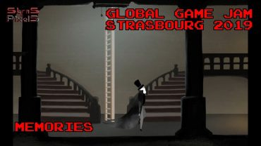 Global Game Jam Strasbourg 2019 – Memories
