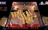 Global Game Jam Strasbourg 2019 – Home Steal Home