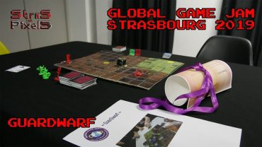 Global Game Jam Strasbourg 2019 – Team Les Branquignols (GuarDwarf)