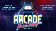 Arcade Invaders – Level 1