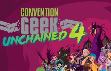 Convention Geek Unchained 4