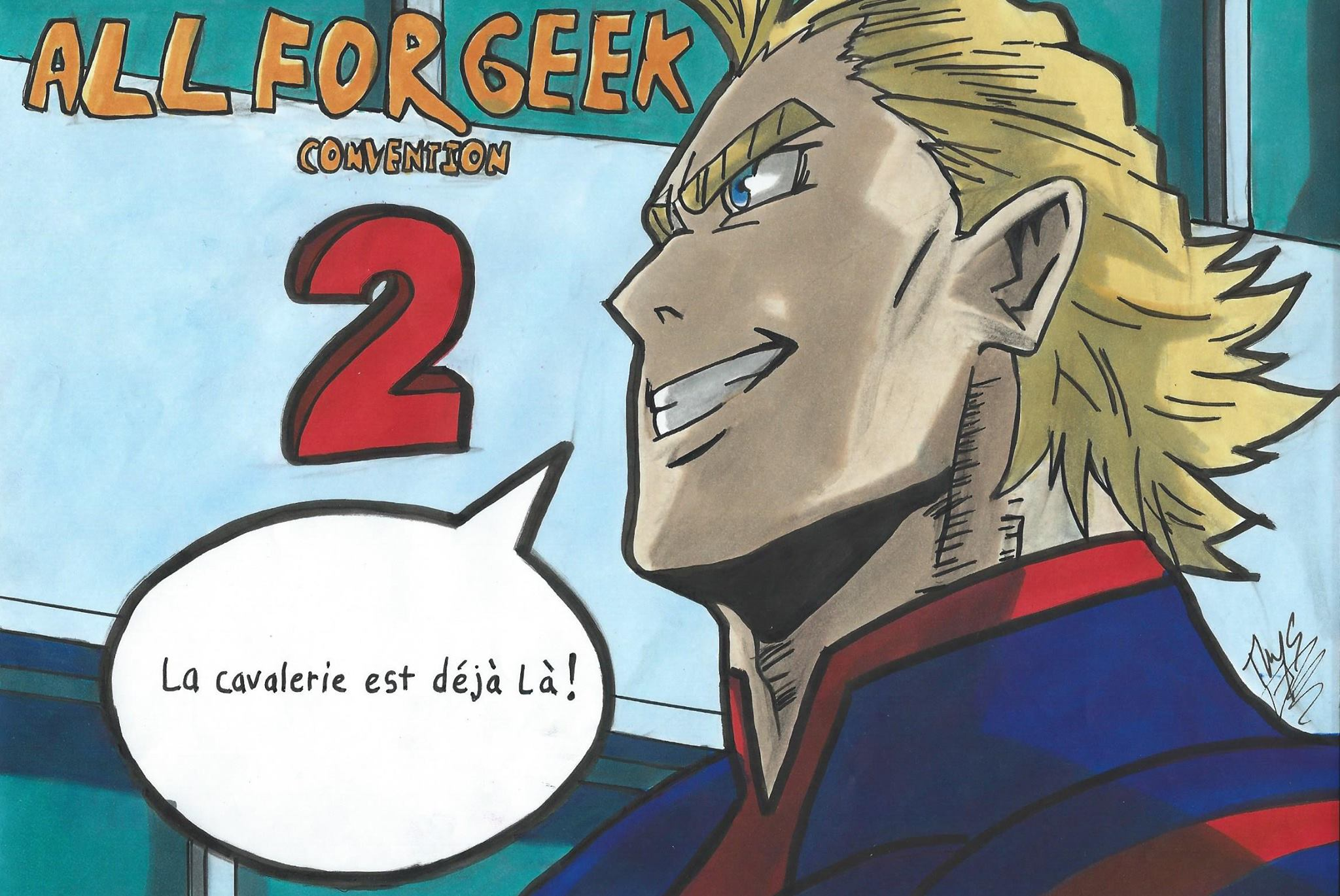 [ÉVÉNEMENT] Convention All For Geek 2