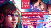 Start To Play 2019 – Videogames & Esport Festival