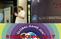 Global Game Jam Strasbourg 2017 – Interview de Stéphane Becker