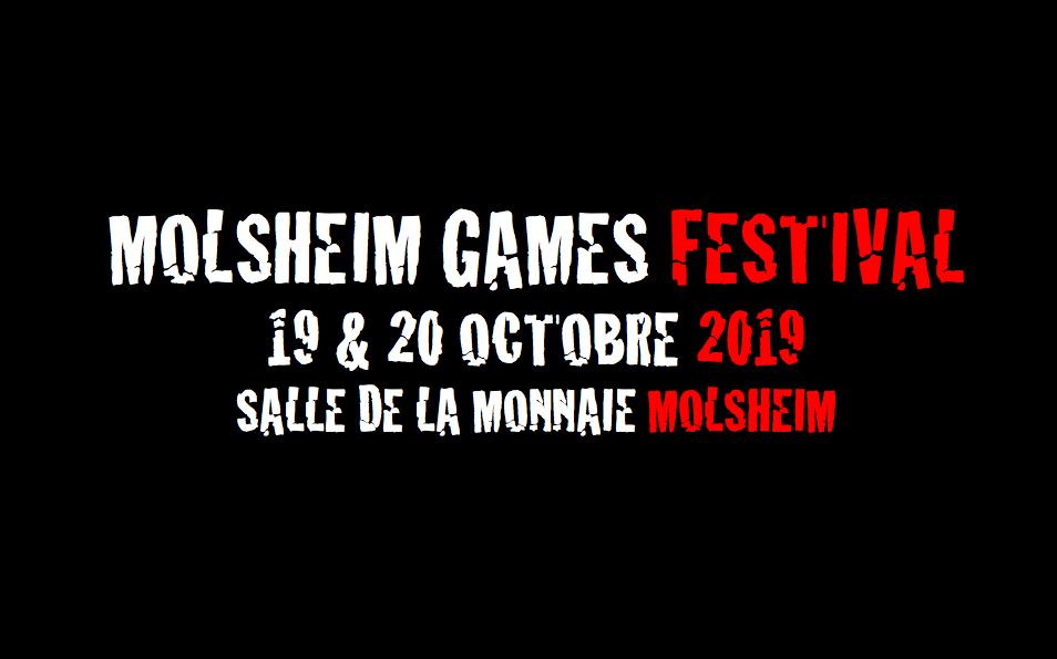 [ÉVÉNEMENT] Molsheim Games Festival 2019