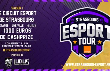 Strasbourg Esport Tour by Orange