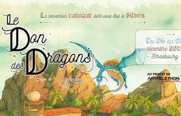 Convention Le Don des Dragons 2019 - 17e édition