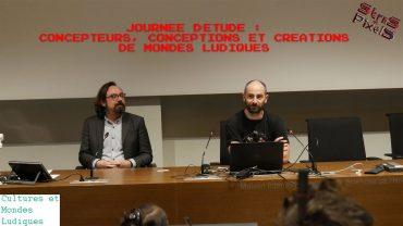 Concepteurs, conceptions et créations de mondes ludiques (interview de Julien Gossa)