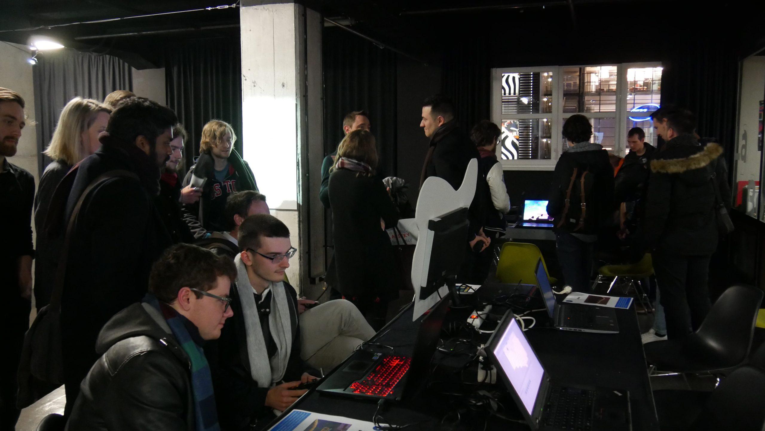 Retour en vidéos sur la Global Game Jam de Strasbourg 2020