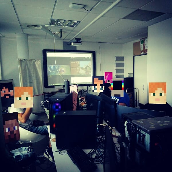 Minecraft: Une source d'inspiration pour nos jeunes talents alsaciens
