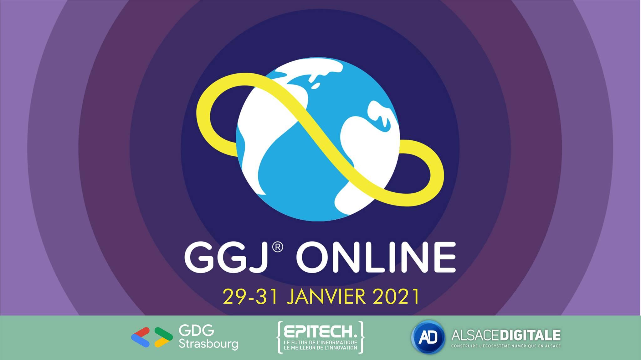 [ÉVÉNEMENT] Global Game Jam Strasbourg 2021