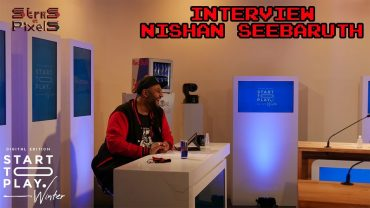 Interview de Nishan Seebaruth – Start To Play (Winter Digital Edition)